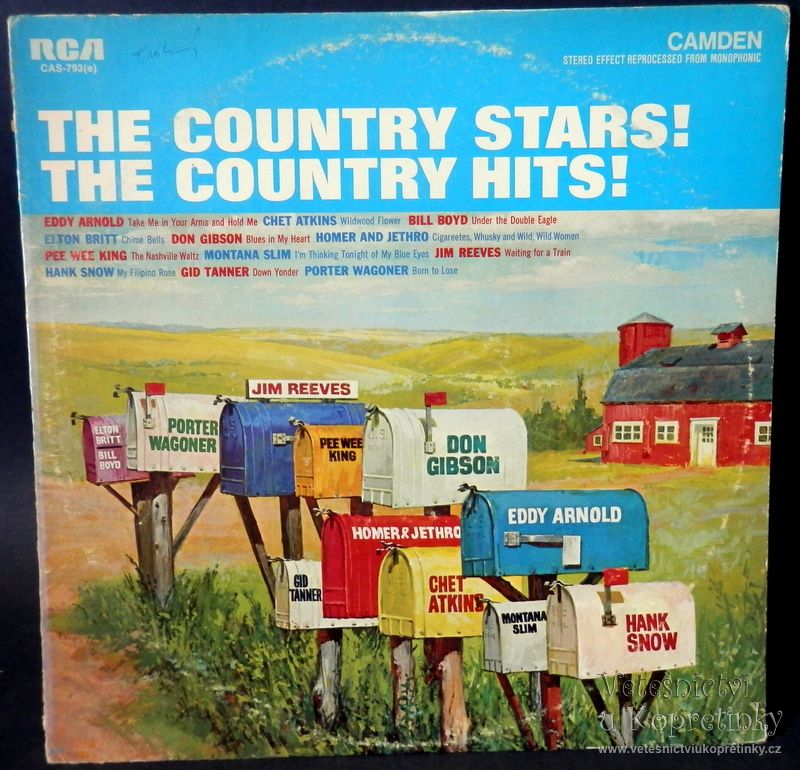 THE COUNTRY STARS
