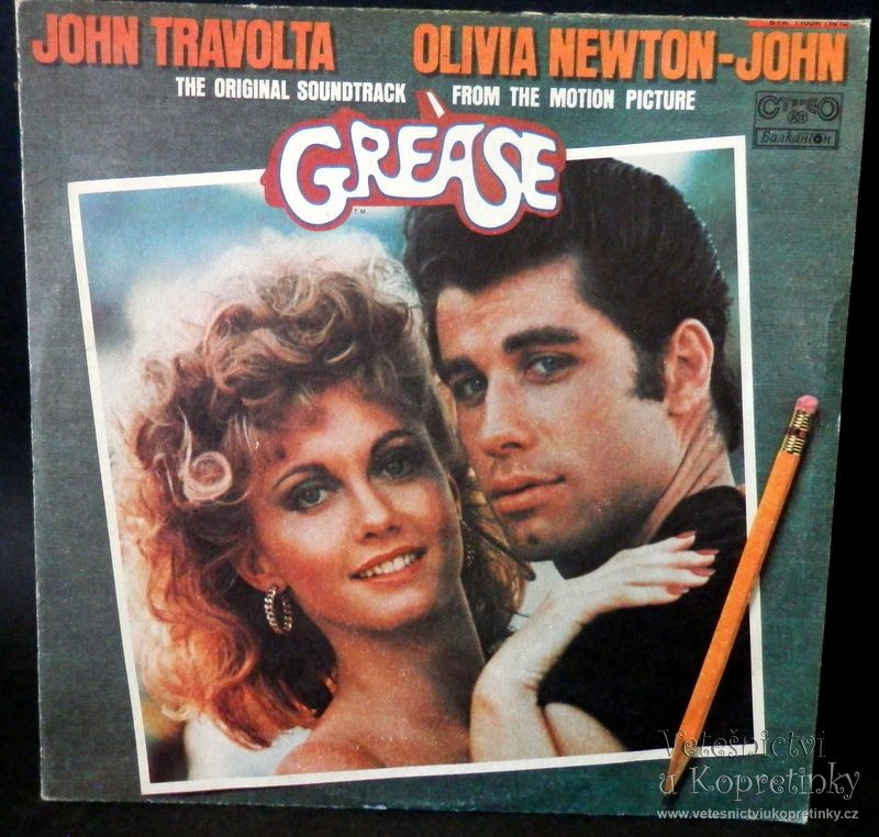 GREASE, 2 LP