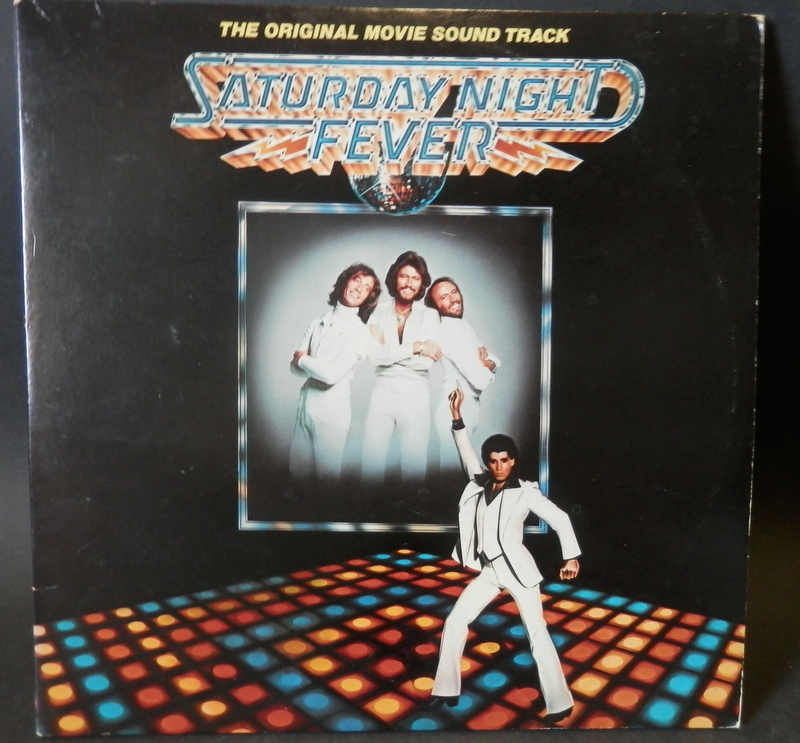 SATURDAY NIGHT FEVER, 2 LP