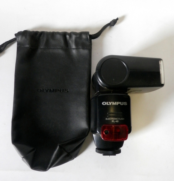 Olympus FL-40 External Flash
