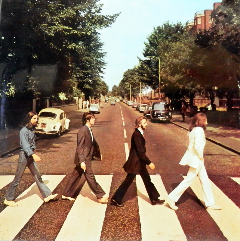 Lp Beatles - Abbey road