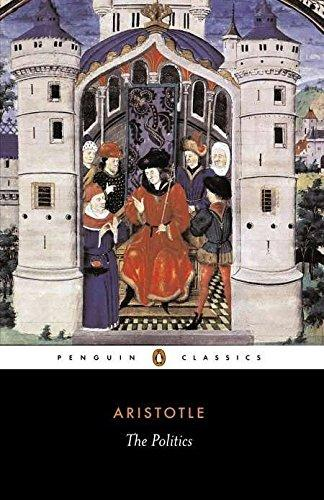 Penguin Classics,Aristotle, The Politics