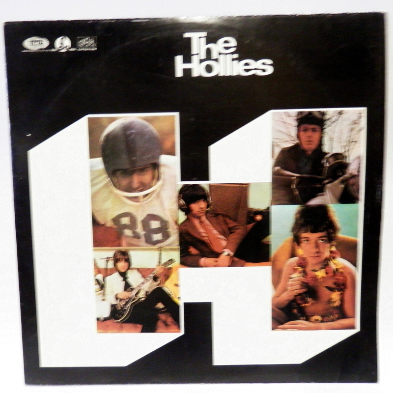 LP The Hollies