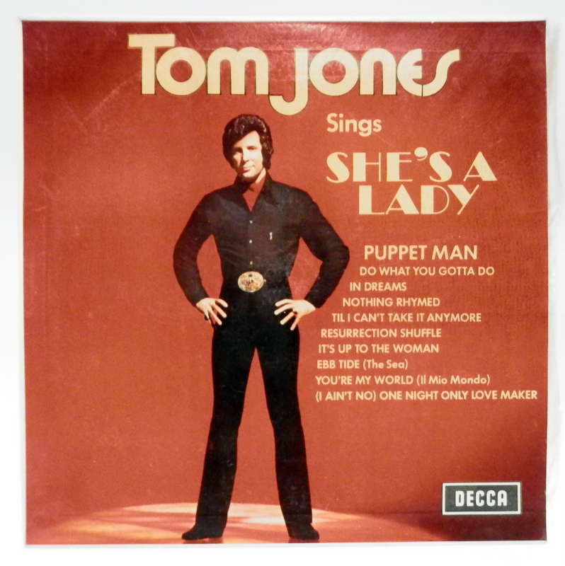 LP Tom Jones