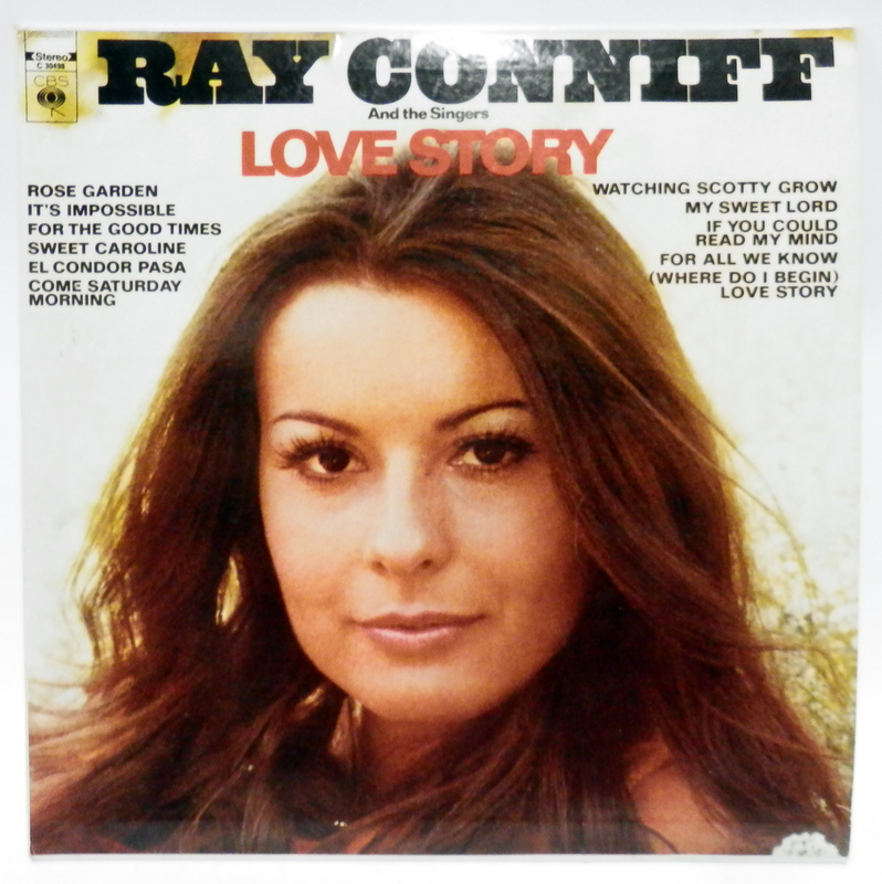 Ray Conniff And The Singers LP