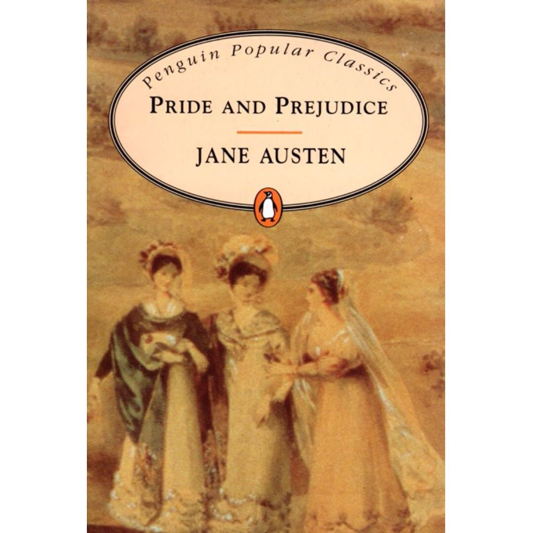 Penguin Popular Classics, Pride and Prejudice