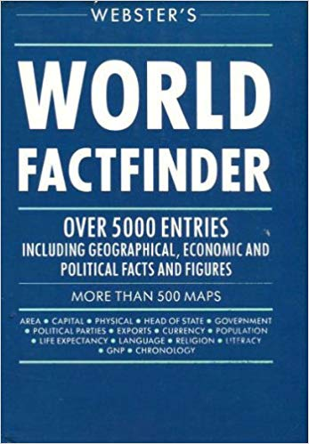 Webster's World Factfinder